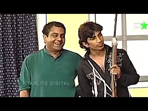 Best Of Sakhawat Naz and Gulfaam New Pakistani Stage Drama Full Comedy Funny Clip