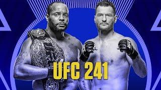 UFC 241 Preview Show | ESPN MMA