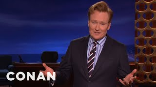 Conan On The 2016 Election Results  - CONAN on TBS