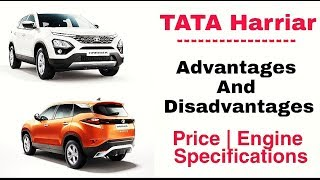 2019 New Tata Harrier review | Price | Images | specifications #chetanpatilknowledgeworld