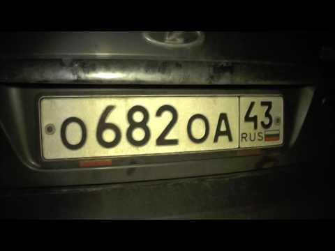 Пьяный десантник на Приоре Комсомольский переулок. Место происшествия 13.04.2017