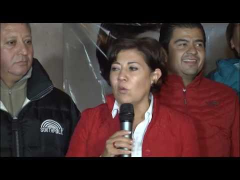 Judit Guerrero, se Declara como la Virtual Ganadora del Proceso Electoral