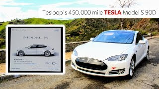 A 450,000 mile TESLA Model S?! Detailed review & cost analysis