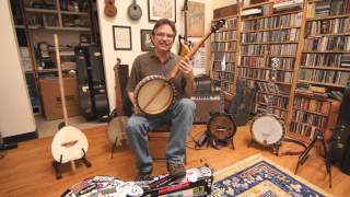 Bill Evans Tells the History of the Banjo in 14 Minutes