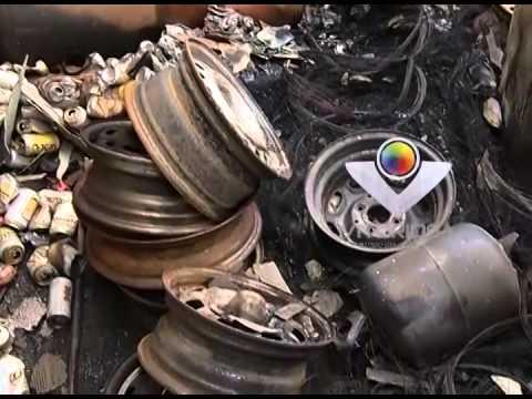 Moradores atearam fogo no local onde garoto morreu eletrocutado