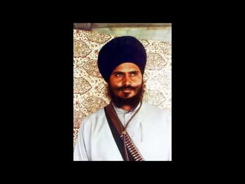 Last Speech of Jathedar Baba Gurbachan Singh Ji Manochahal - Jan 1993