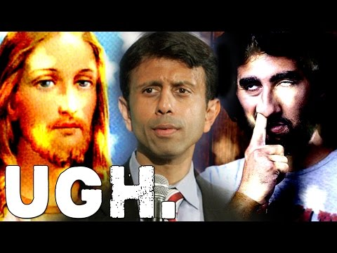 Bobby Jindal's Stupid Prayer Rally!