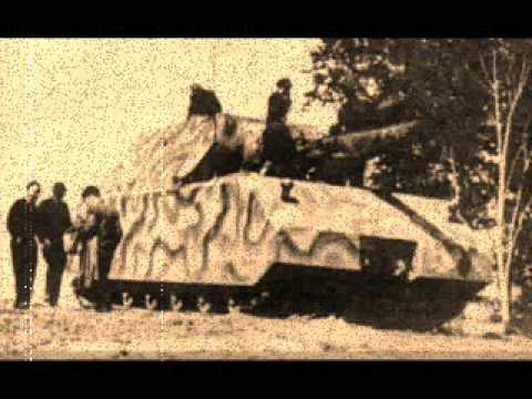 German secret weapons- Super heavy tanks