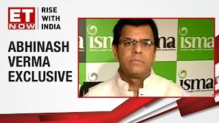 Abinash Verma, Director General of ISMA speaks on the demand in the sugar industry | Exclusive