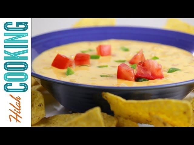 Queso Recipe - Grandma's Chile con Queso Dip