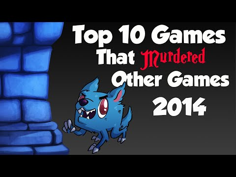 Top Ten Games that MURDERED other Games