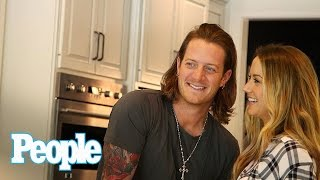 Download Lagu Florida Georgia Line's Tyler Hubbard's Country Abode | Hollywood at Home | People Gratis STAFABAND