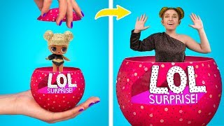 16 LOL Surprise Party Ideas And Hacks
