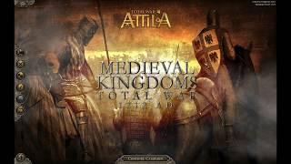 Идем в атаку на Иерусалим! Total War Attila - Medieval Kingdoms 1212 AD