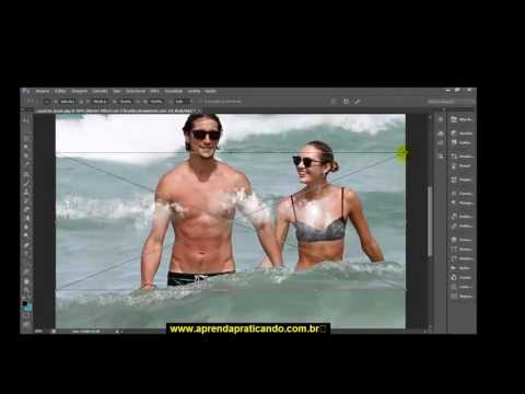 Video Aula - Como remover pessoas e objetos de fotos com Photoshop CS6 -  Aula 4 FULL HD