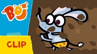 Boj - The Swimming Pool | Sploshy Fun | Cartoons for Kids