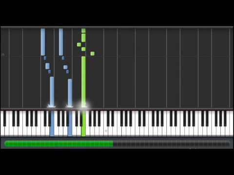 (how To Play) The Pink Panther Theme On Piano (100%) video