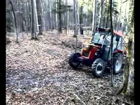 Univerzal 445 DTC traktor
