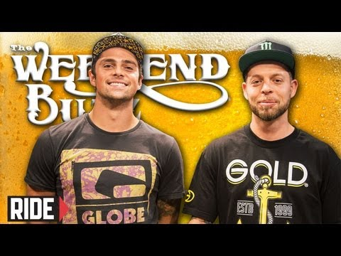 Pierre Luc Gagnon & Elliot Sloan: Mega Ramps, Jereme Rogers & Big Brother! Weekend Buzz ep. 76 pt. 1