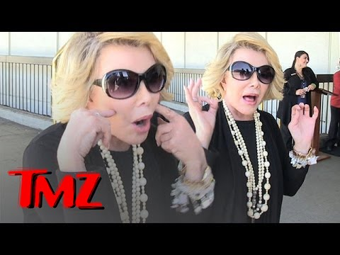 Joan Rivers is Talkin About Israel & Palestine, Are You Ready To Laugh??