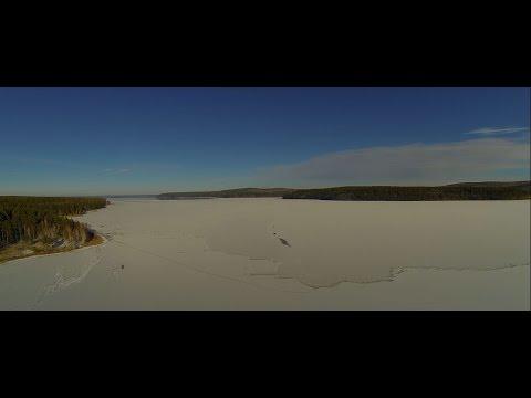 курминский залив рыбалка видео