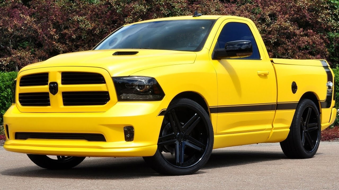 dodge ram 1500 rumble bee 2013 youtube. Black Bedroom Furniture Sets. Home Design Ideas