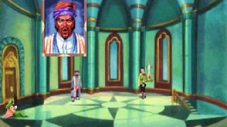 King's Quest VI Enhanced - Fake Playthrough Ending