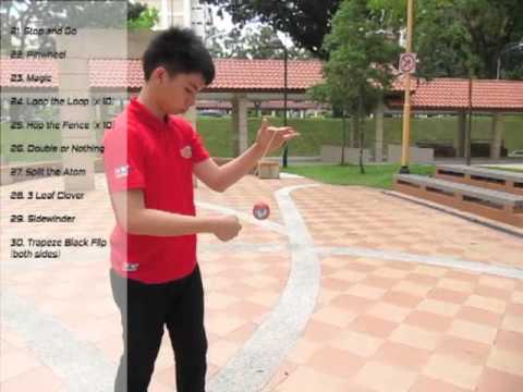 Blazing Teens 3 - Trick Ladder Demonstration video