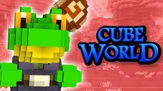 The Legend of Cube World