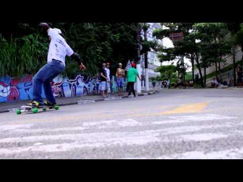 Skateboard Longboard Downhill - 2º Concrete Jungle