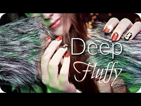 ASMR Deep Fluffy Brain Massage & Scratches for Headache Relief & Sleep 💚 With & Without Talking ❤️ thumbnail