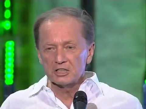 Михаил Задорнов о русских хакерах и солдатах в сравнении с американскими