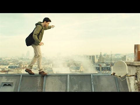 Rooftop Parkour Chase | Bastille Day