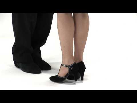Vals: Paso básico en pareja  (8/11) - Academia de Baile