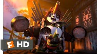 Kung Fu Panda 3 (2016) - Double Dad Defense Scene (7/10) | Movieclips