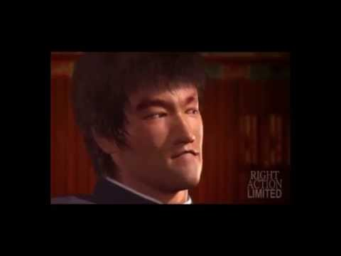 Bruce Lee 3d Animation Film