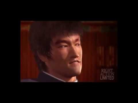 Bruce Lee 3d Animation Film
