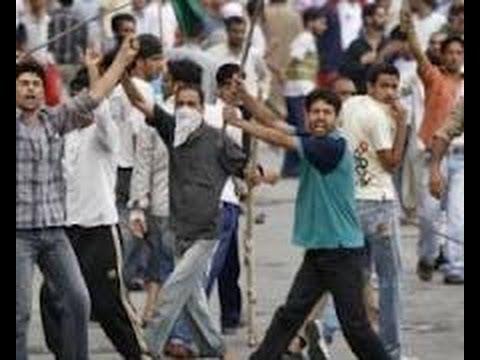 Afzal Guru hanged: Clashes break out in Sopore, J&K