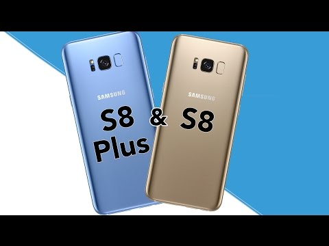 Galaxy S8 & S8 Plus: In-depth Hands-on REVIEW