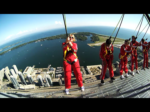 EdgeWalk at the CN Tower