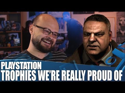 PlayStation Trophies We're Really Proud Of