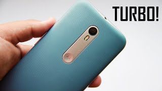 Moto G Turbo Edition - Review!