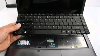 Acer Aspire 4810T 노트북 분해(Laptop disassembly)