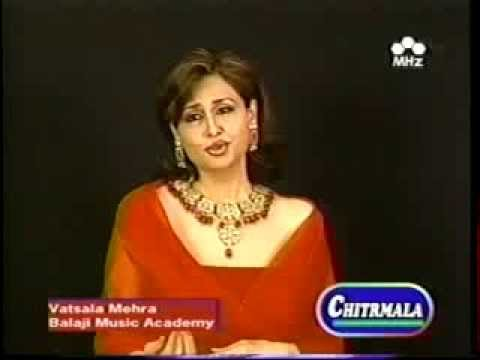 Waqt Ne Kiya Kya Haseen Sitam by Vatsala Mehra