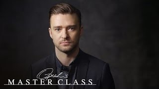 The Michael Jackson Story Justin Timberlake Never Shared   Oprah's Master Class   OWN