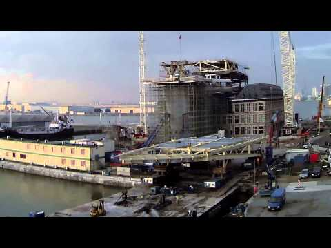 The making of the new Port of Antwerp Port House - pt 2