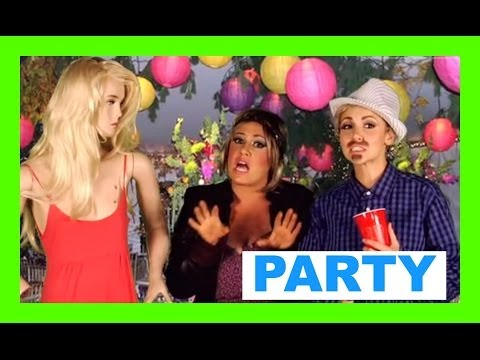 Party Line Hookup A Bachelorette - YouTube