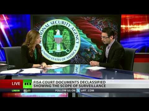 Secret FISA court documents show scope of NSA spying