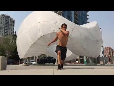 Capoeira by Calgary Landmarks: Cloud Ring Edition