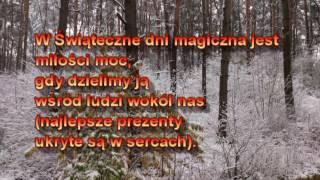 Coraz Bliżej święta / Radość Dzielenia - Instrumental cover Roland FA-06